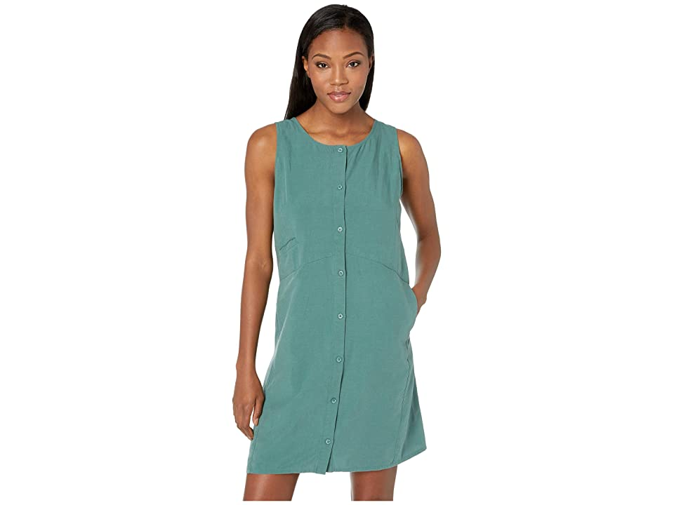 NAU Flaxible Tank Dress (Mallard) Women