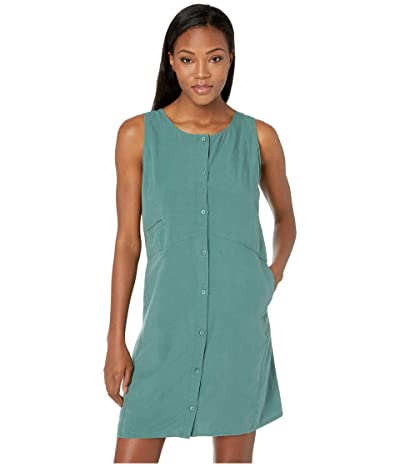NAU Flaxible Tank Dress (Mallard) Women