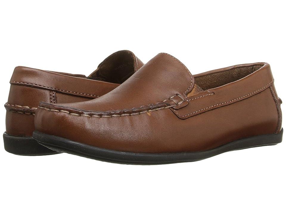 Florsheim Kids Jasper Venetian Jr. (Toddler/Little Kid/Big Kid) (Saddle Tan) Boys Shoes