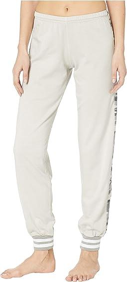 OG Sparkle Racer Stripe Pull-On Sweatpants