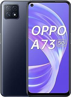 OPPO A73 5G Dual SIM Smartphone 128GB 8GB RAM   90Hz Ultra Smooth Display   MediaTek Octa-core 5G CPU   AI Triple Camera  ...