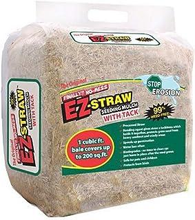 EZ Straw Seeding Mulch with Tack