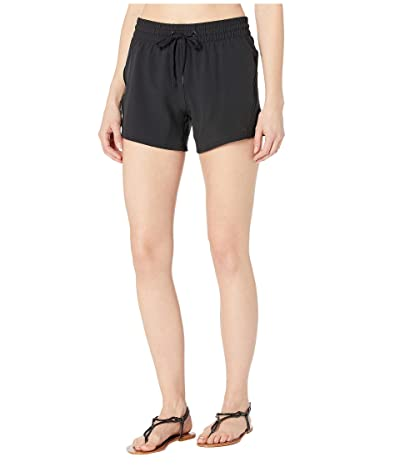 Billabong Sol Searcher 5 Volley Shorts (Black Pebble) Women