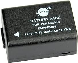 dc-fz83 VHBW ® cámara batería-cargador Micro USB para Panasonic Lumix dmc-fz150