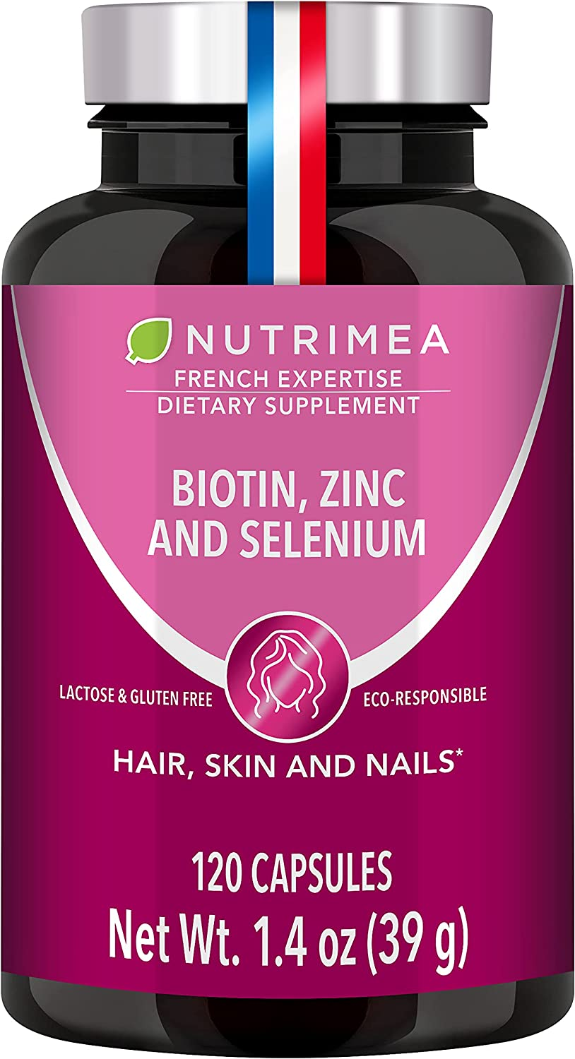 Max 66% OFF Biotin Dietary Supplement Enriched with and Zinc – Easy-to-use Selenium