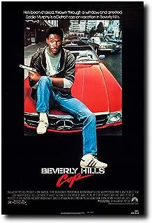 Mile High Media Beverly Hills Cop Movie Poster 24x36 Inch Wall Art Portrait Print - Eddie Murphy