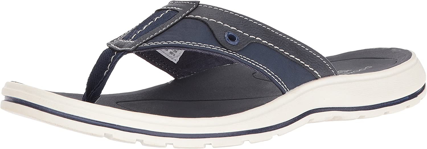 Dockers Mens Waldport Flip Flop
