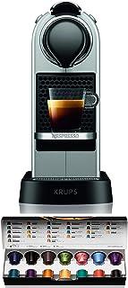 comprar comparacion Nespresso XN741B Silver EU, Acero Inoxidable, Citiz Gris