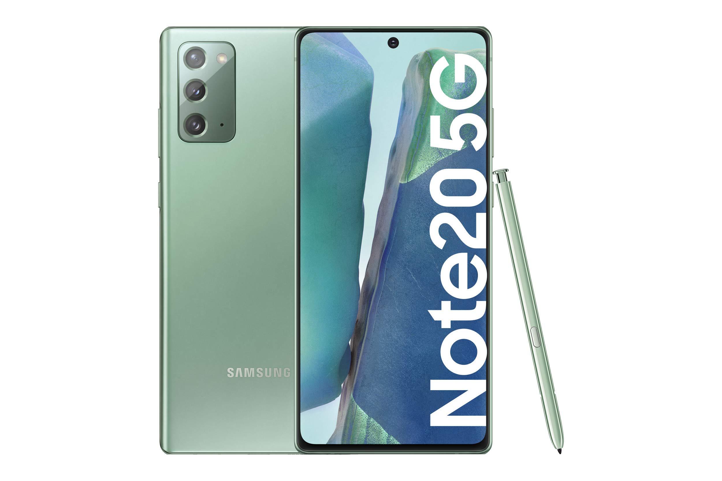 Samsung Galaxy Note 20 5G Smartphone Android Libre de 6.7