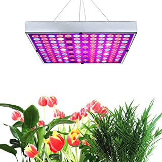 LED Grow Lights for Indoor Plants,Juhefa Panel Grow Lamp Full Spectrum with IR & UV Bulbs for Seedlings,Micro Greens,Clones,Succulents,Flowers