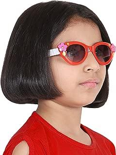 Amour Flower Design Cat Eye Sunglasses for kids (Age 4-7)
