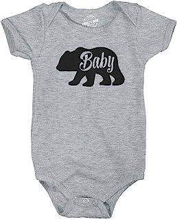 Baby Bear پیراهن خنده دار نوزاد پسر ناز دختر خزنده تازه متولد شده برای لباس محلی خانواده