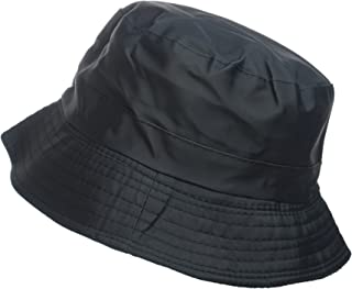 efeb27f6a4 Accessoryo Unisex Plain Outdoor Shower Proof Festival Bucket Hat Available  in a Selection of Colours and