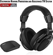 ir wireless headphones for tv