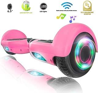 XPRIT Hoverboard w/Bluetooth Speaker