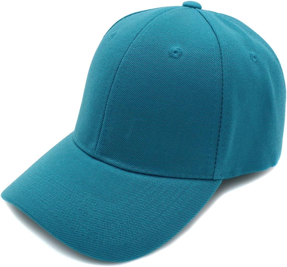 Top Level Baseball Cap Men Women - Classic Adjustable Plain Hat