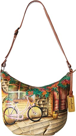 Anuschka handbags 562 large shopper with front pockets  a58388a313812