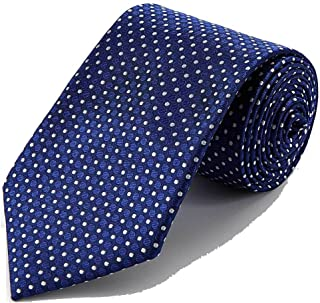 Braided Classic Striped Men's Tie 100% Silk Business Formal Party Suit Necktie