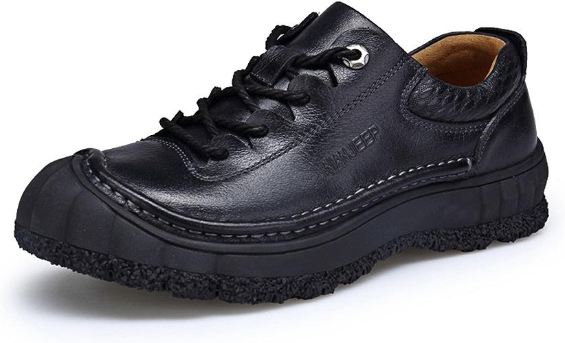 homme JEEP Hommes Chaussures de randonnée en Plein air pour Hommes