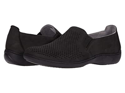 Aravon Lia Slip-On (Black) Women