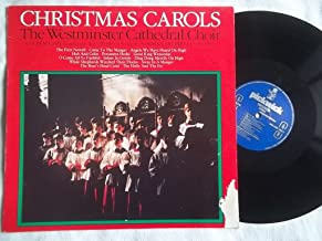 SHM 3150 WESTMINSTER CATHEDRAL CHOIR Christmas Carols LP
