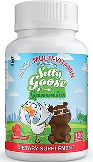 MEGA Multivitamin - Kosher, Healthy, Complete Gummy Vitamins for Kids - 23 Essential Vitamins & Minerals - ...