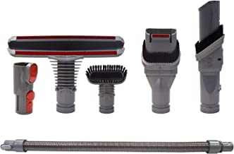 Ninthseason Extension Hose Set for Dyson V11 V10 V8 Absolute/ V8 Animal/ V7 V6,DC59,DC44,DC35 Vacuum Attachments Kit Accessories