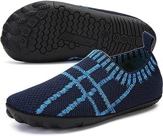 Niña Niño Zapatillas de Estar por Casa Pantuflas de Interior Ligero Cómodos Zapatos de Punto Infantil Suave Antideslizante...