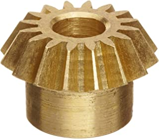 shamjina 8Pieces Copper Brass Bevel Gear Bevel Wheel Angle Gear 20//40 Tooth Accessory