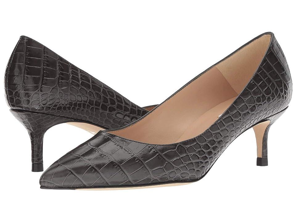 L.K. Bennett Audrey (Grey Croc Effect) Women