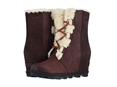 SOREL Joan of Arctictm Wedge II Shearling (Cattail) Women