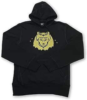 Swiss Cross sweatshirt hoodie in black - M