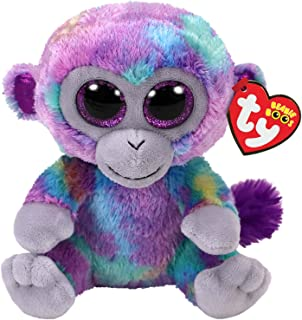 Ty Beanie Boos Zuri - Multi-Colored Monkey reg