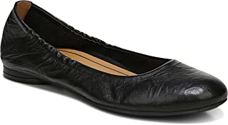 Vionic Women's Jewel Alexa Ballet Flat-Supportive Ladies Walking Shoes That Includes Three-Zone Comfort with Orthotic Inso...