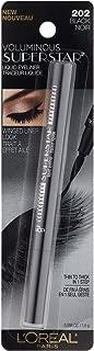 Lor Vol Superstar Liner B Size .05z L'Oreal Voluminous Superstar Liner 202 Black .05oz