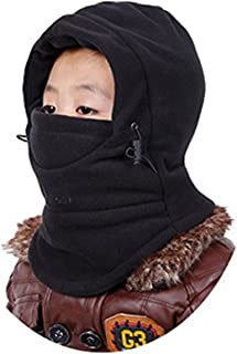 Children's Balaclavas Hat Thick Thermal Windproof Ski...