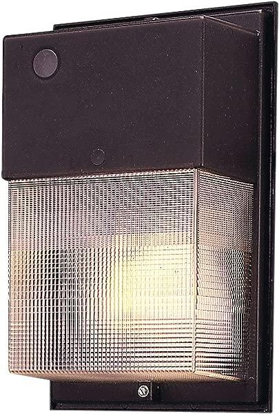 伊顿照明 W 35 H PC 35W 高压钠墙包带照片控制青铜