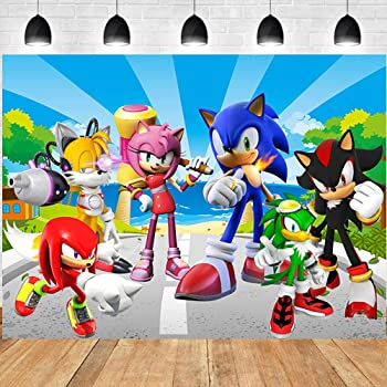 Amazon.com : Sonic Hedgehog Birthday Party Suppliers