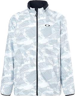 Oakley Men's Enhance Graphic Wind Warm Jacket 8.7