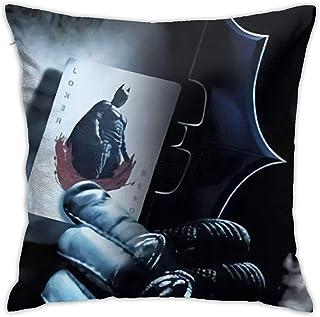 Funda de almohada Joker para amigos, funda de cojín para decoración de hogar, sofá, dormitorio, 45,7 x 45,7 cm
