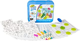 Crayola Color Wonder Mess Free Coloring Activity Set, 30+Piece, Toddler Toys, Gift for Kids 3, 4, 5, 6