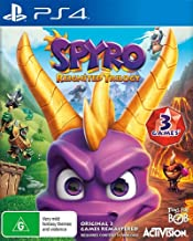Spyro Trilogy (PlayStation 4)