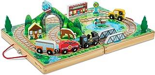 لعبة سكة قطار تيك الونج من ميلسا اند دوغ