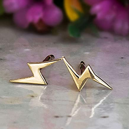 Tiny Roses Handmade Dainty Jewelry Pushback Closure Earrings