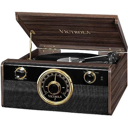 Victrola Empire Junior Vynil Music Centre 4-in-1 - Expresso