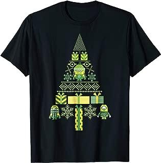 Minions Christmas Tree Presents T-Shirt