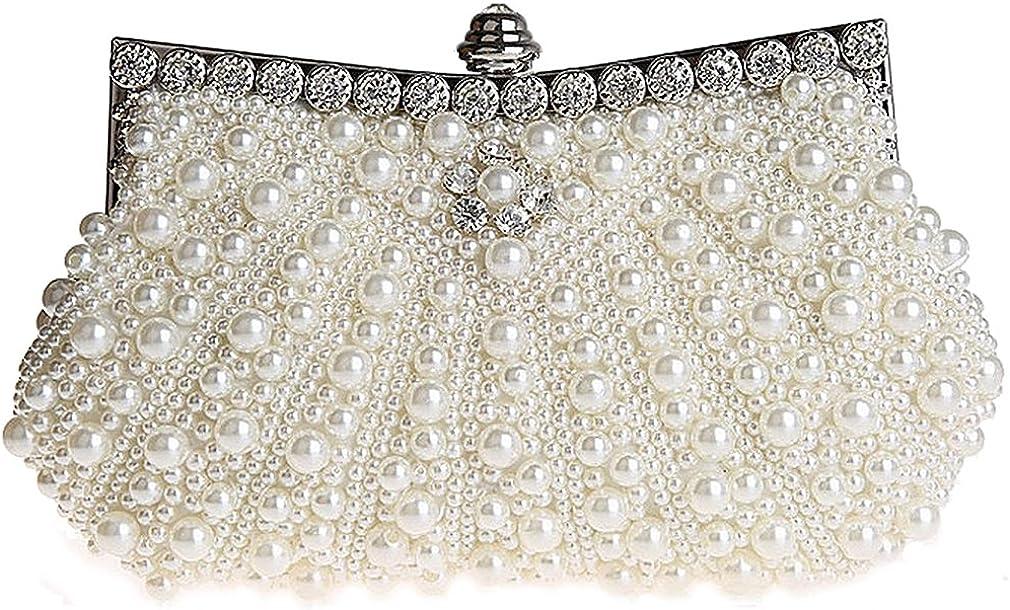 Belsen Women's Wedding Beaded Evening Max 64% OFF Branded goods Handbags