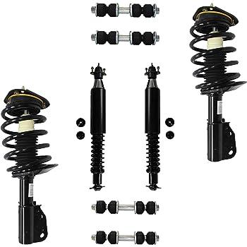 For Buick Electra LeSabre Pontiac Bonneville Rear Suspension Strut Monroe 801795