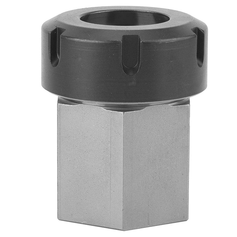 Drill Chuck, Hexagonal ER-40 Drill Collet Morse Taper Shankal 39