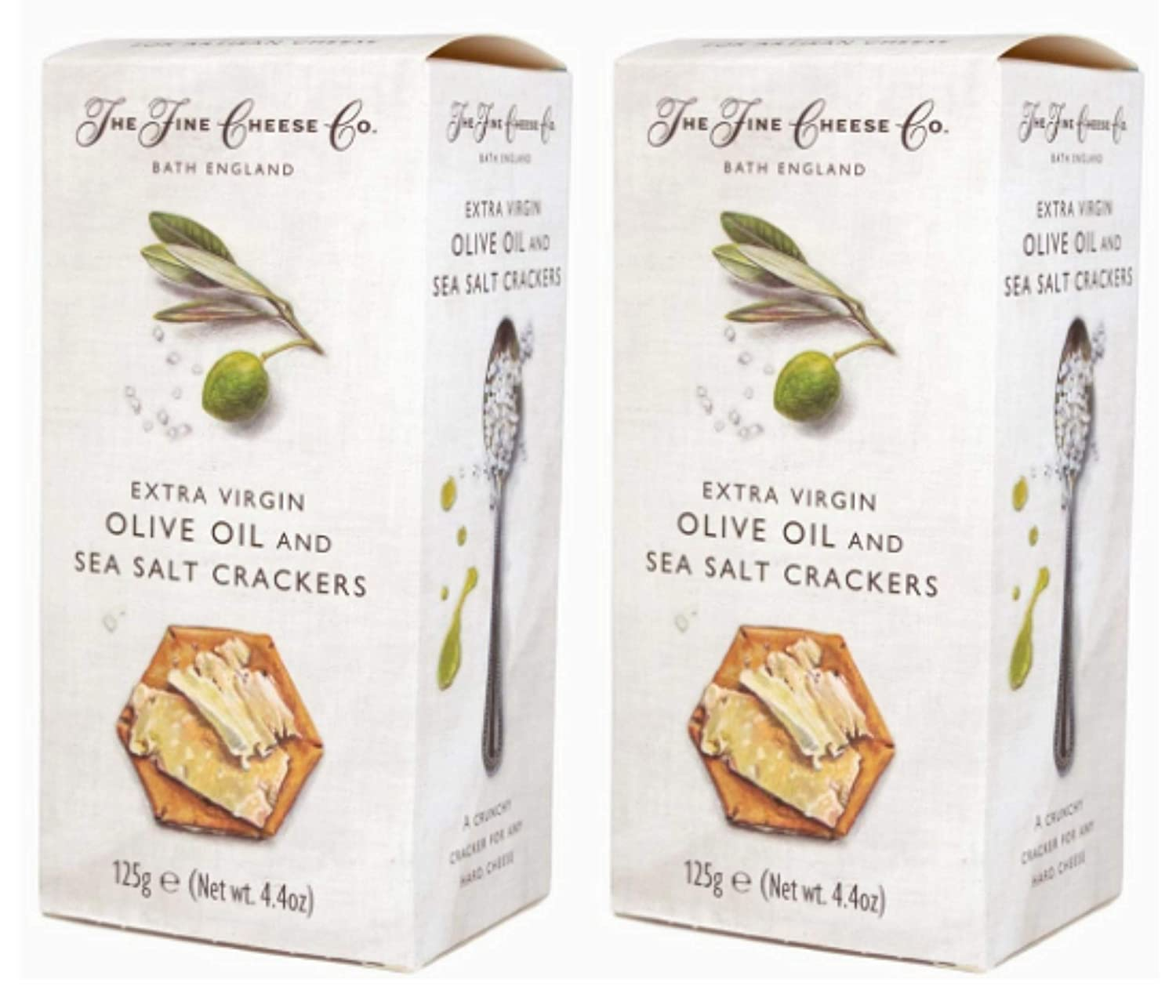 The Fine Cheese Co. Extra Virgin Oil Salt and cheap Sea Crackers Sales of SALE items from new works Olive